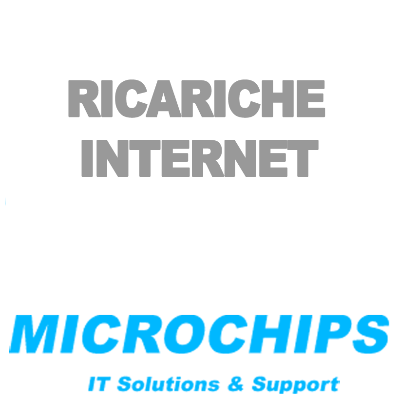 Ricariche Internet